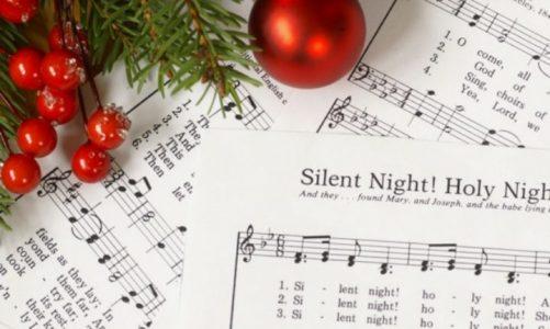 Кратка история на рождествените химни