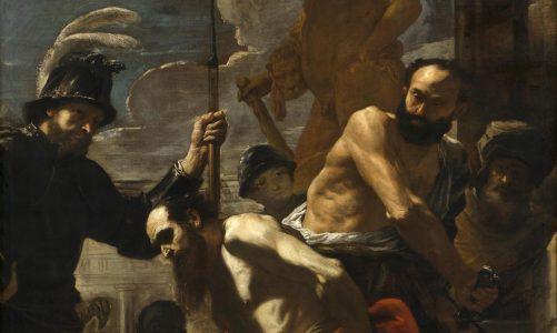 Обезглавяването на апостол Павел