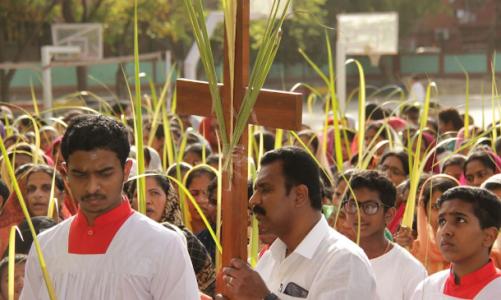 Християните в Индия и съборът в Диампер